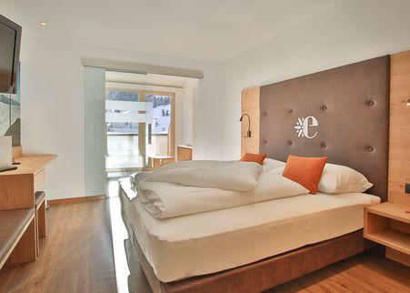 Doppelzimmer Alpenjuwel Superior