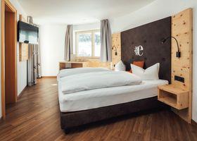 Doppelzimmer Alpenjuwel Zirbe