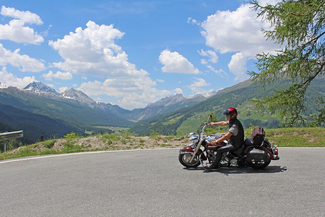 Motorradpauschale